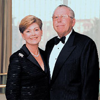 Elaine and Herbert Gimelstob