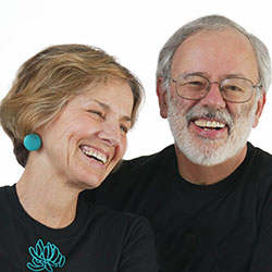 Peggy and Richard Greenfield