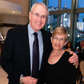 Irwin and Gail Cohen